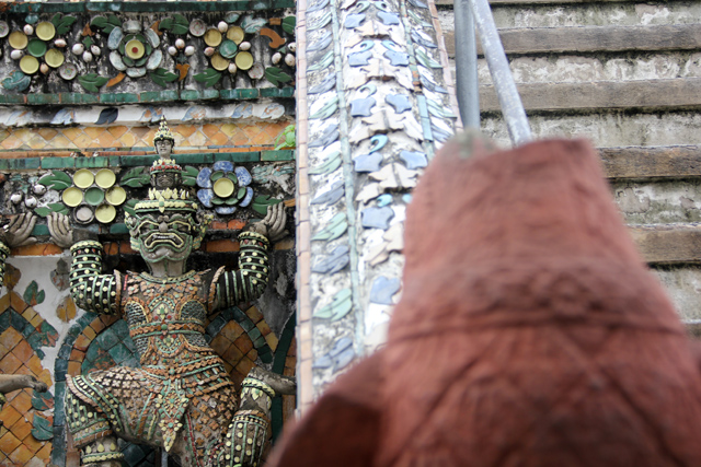 A few details of Wat Arun