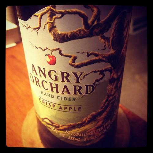 Angry Orchard Hard Cider Crisp Apple