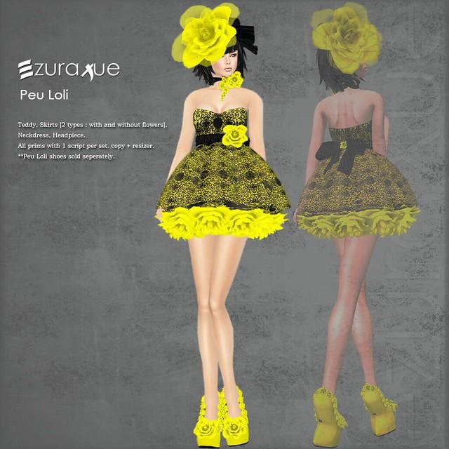 ezura + Peu Loli