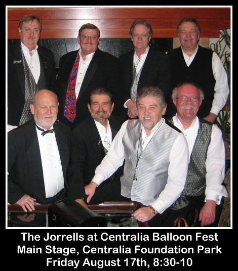The Jorrells 8-17-12