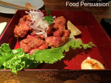 Chicken karage