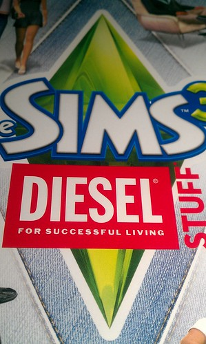 196/366 [2012] - Sims 3 Continues by TM2TS