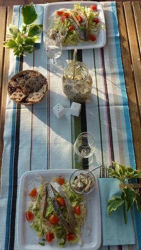 Pear & Horsradush sauce - Salsa alle pere e rafano