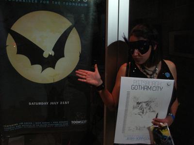 Toonseum's Gotham Nights