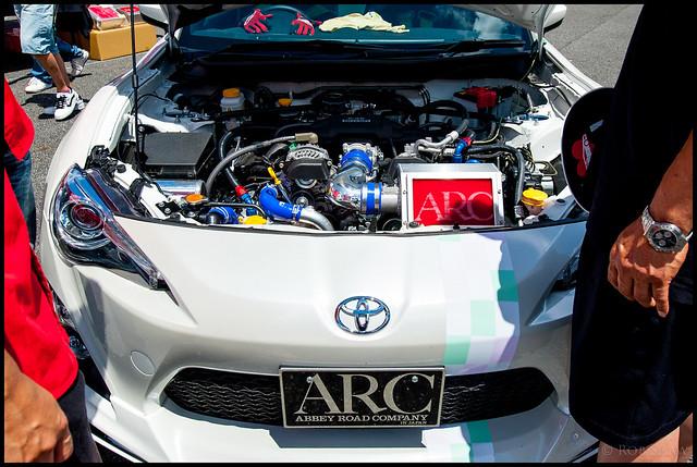 86 ARC Fuji Style 2012