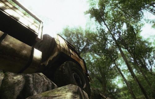 Custom TOD - The Stranded Truck