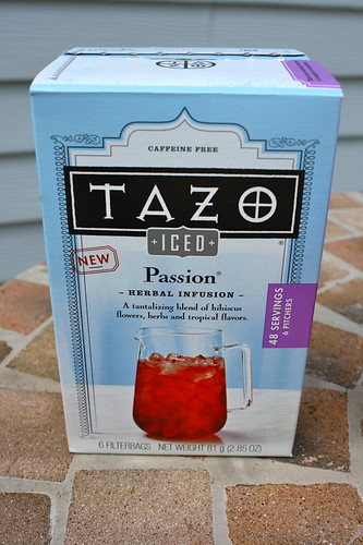 Tazo Iced Passion