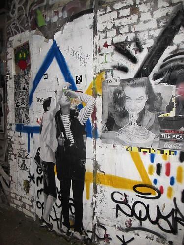 sicillian diaries, London by st8ment_streetart