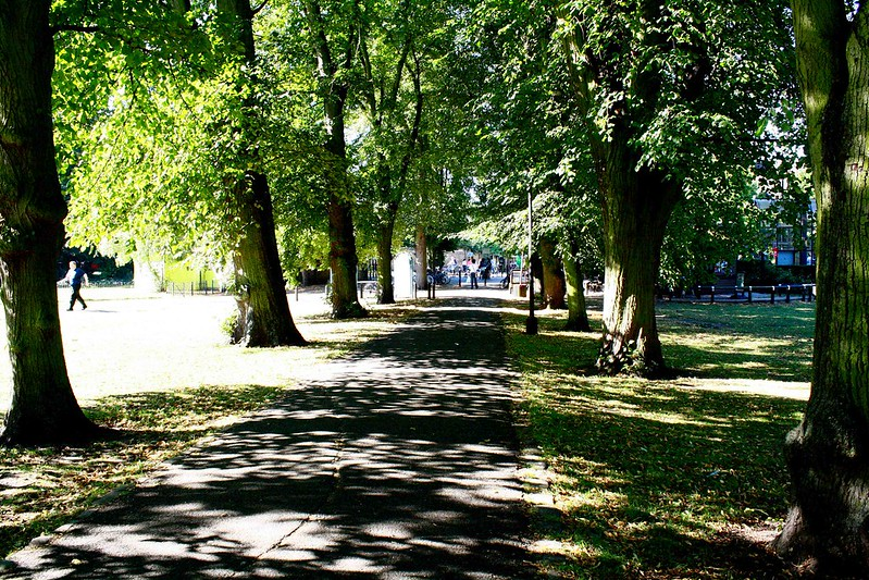 Park, Cambridge UK