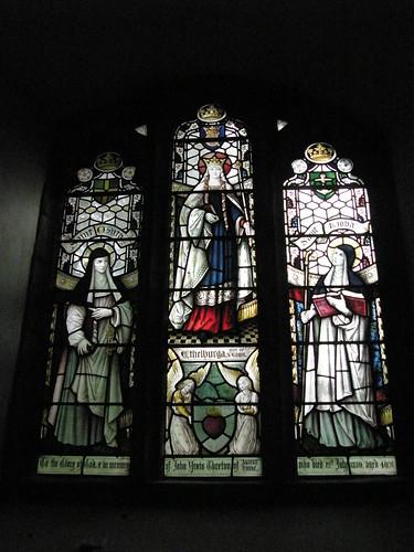 St, Osyth, Ethelberga, St Lioba