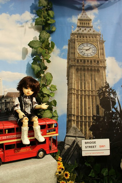 "Sora in ""London""?"