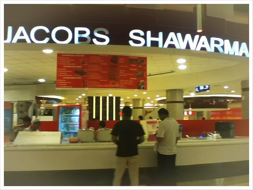 Jacob's Shawarma Now Open in Robinson's Magnolia by rockerfem