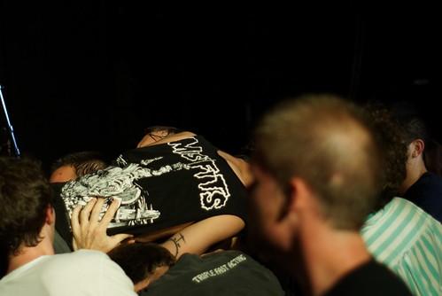 Lost Skulls, TRKfest, Trotter Building, Durham NC, 07/21/12