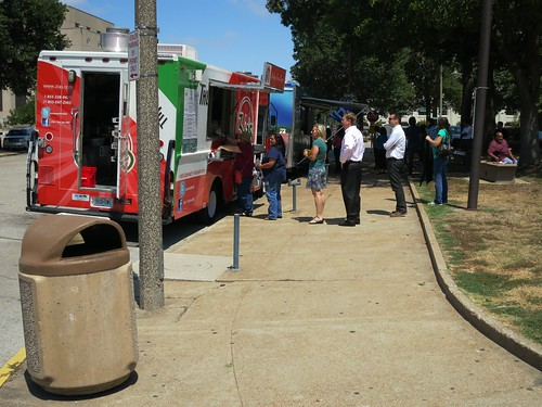 Zia's on the Hill has an incredible Food Truck