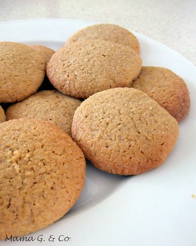 Gingernut Biscuits (1)