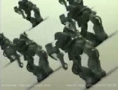 Zaku Gundam Style Music Video  Screencaps (2)
