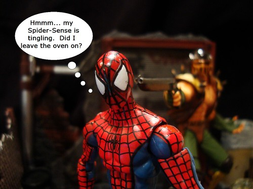 Spider-Sense Tingling (updated)