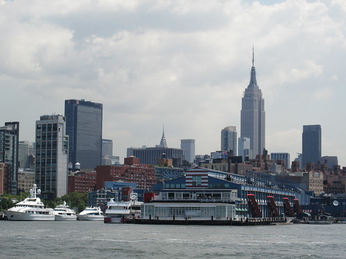 Chelsea Pier, NYC. Nueva York