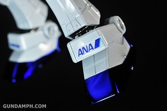 ANA RX-78-2 Gundam HG 144 G30th Limited Kit  OOTB Unboxing Review (77)