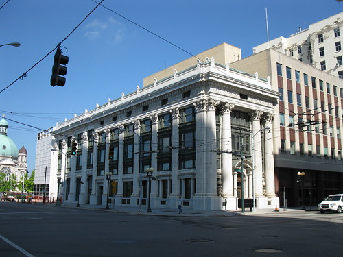 Dayton Daily News building, 2012 (Photo by Lisa Rickey)