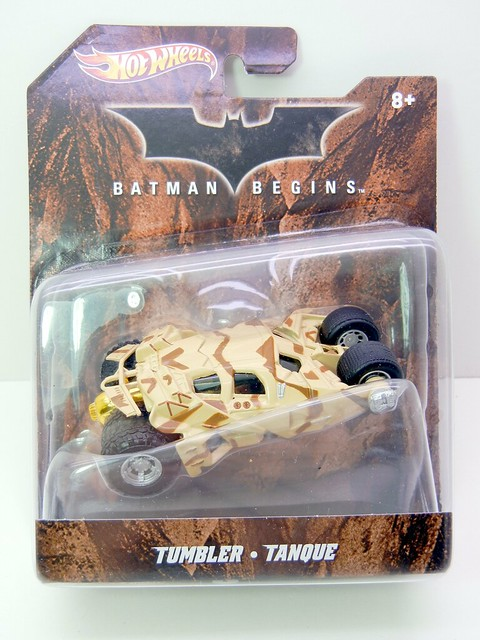 hot wheels batman tumbler batmobile camo