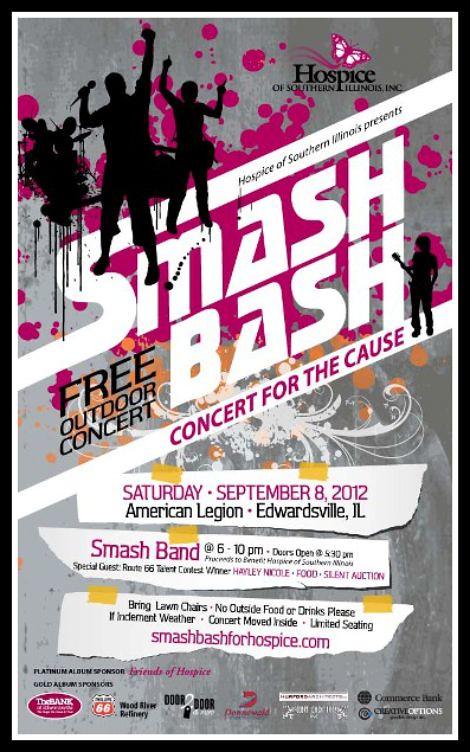 Smash Bash 9-8-12