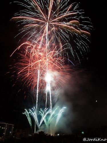2012.06.24 - Fuegos Artificiales Sant Joan Despí - 2063