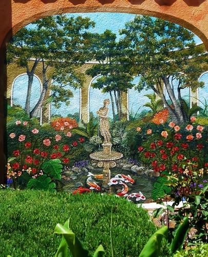 In the Garden by dyannaanfang