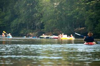 Tubes and Kayaks