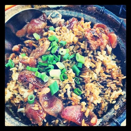 Malaysian Claypot Rice