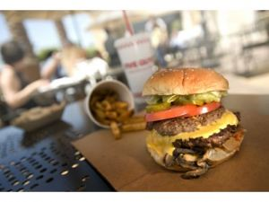 5 Guys Burger Brea