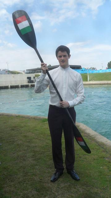 Molmenti's paddle