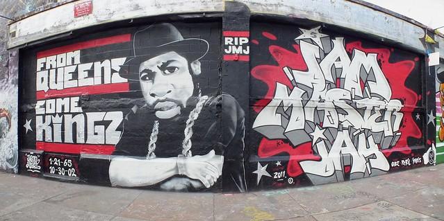 5Pointz Graffiti Centre, New York.