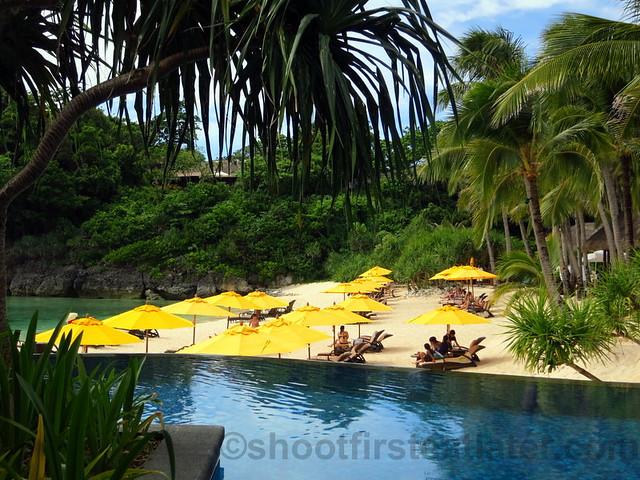 beach @ Shangri-La Boracay