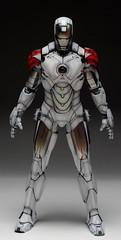 HT 1-6 Iron Man Mark IV (Hot Toys) Custom Paint Job by Zed22 (3)