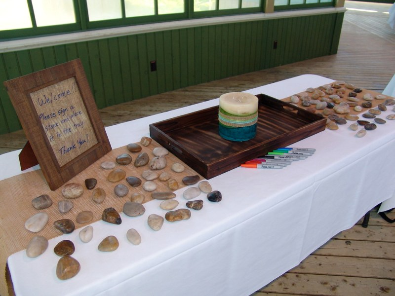 06.27.12 - Nicole & Josh's Eco-DIY Beach Wedding