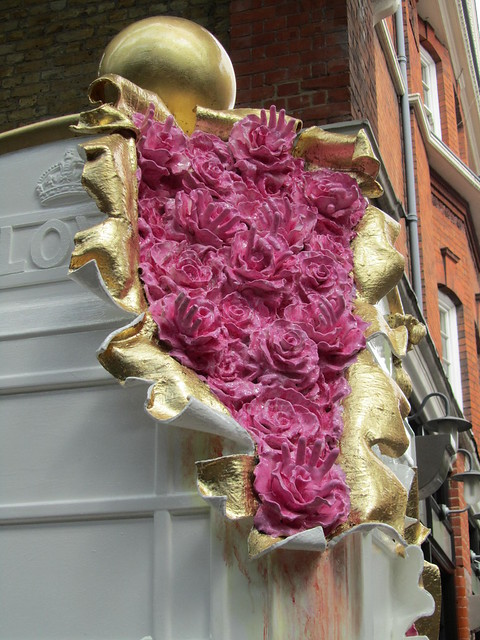 """63 - """"The Poetry of LIfe"""" by The DnAFactory (Old Spitalfields Market)"""