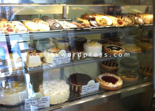 Dufflet Cakes Queen St