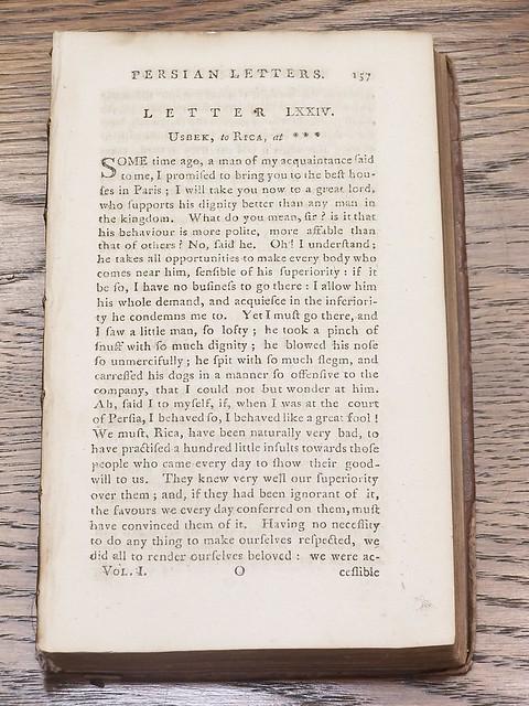 •1773 Montesquieu Persian Letters vol 2- 07