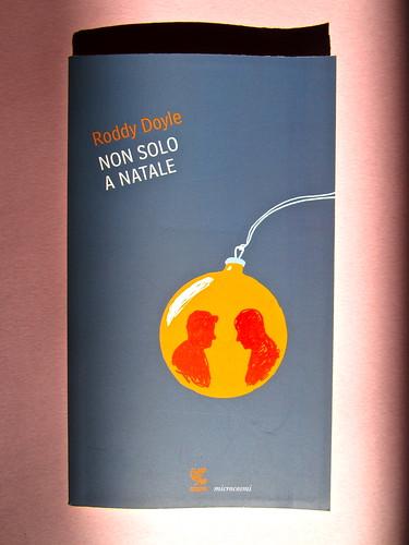 Roddy Doyle. Non solo a Natale, Guanda 2012. Disegno e grafica di copertina: Guido Scarabottolo. Copertina (part.), 6