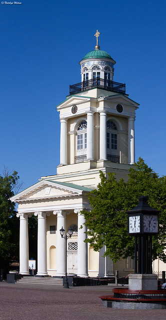 Vetspils church