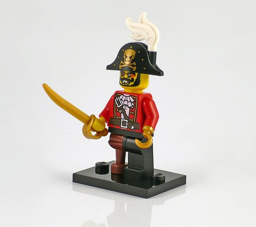 Recenzja: 8833 Collectible Minifigures Series 8 (2)