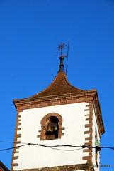 Torre de la iglesia de San Pedro, Santesteban