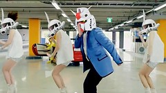 GUNDAM STYLE! Music Video (Gangnam Style Parody) (10)