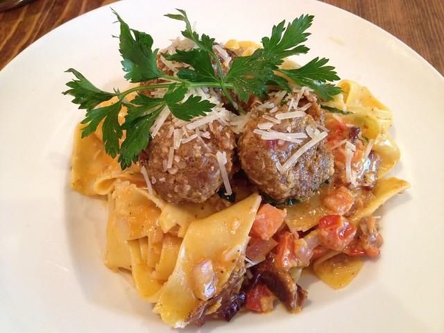 Cajun jambalaya pasta - Fork Cafe