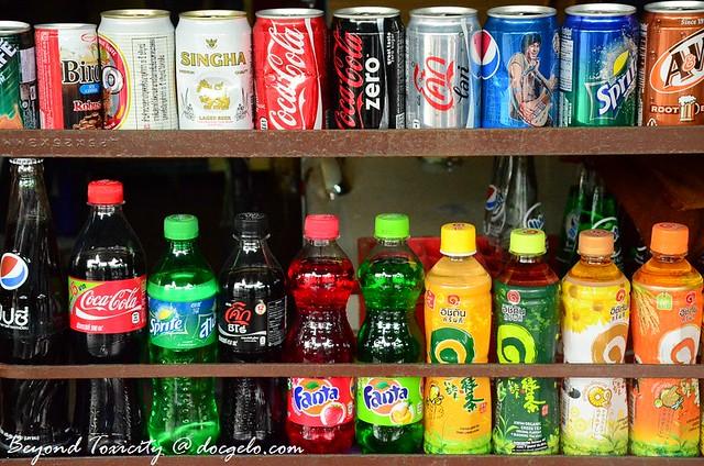 bottled sugar