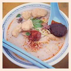 Tong Hooi Curry Mee, Penang