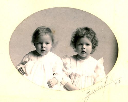 Jack and Dorothy Peirce, 1902