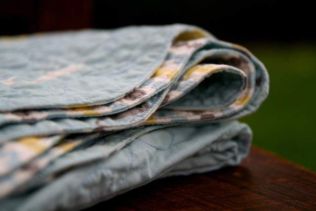 the spindrift quilt - a giveaway