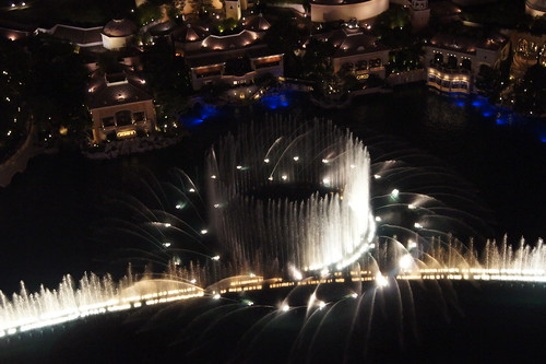Belagio Fountain Show
